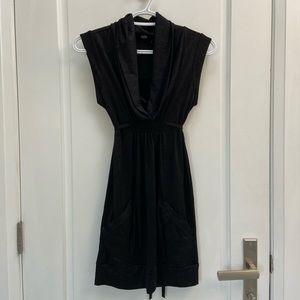 Guess dress black size xs